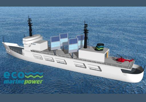 Jednotky EnergySail je možné kombinovat, jsou tak použitelným zdrojem jak pro malá plavidla, tak pro obří nákladní lodě. Zdroj: http://www.ecomarinepower.com/