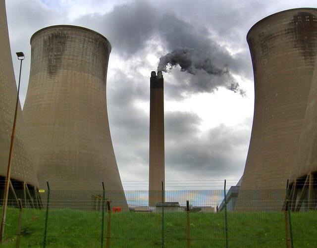 Uhelná elektrárna Eggborough