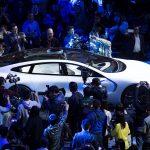 Tesle roste čínský konkurent – LeEco představilo koncept elektromobilu