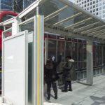 Londýn má první solární autobusovou zastávku