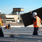IKEA bude nabízet fotovoltaické systémy pro domácnosti