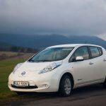 Nissan LEAF (1. díl): Svižný a až překvapivě pohodlný a příjemný společník