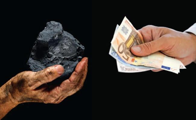 Německo uhlí 2050
