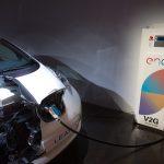 Nissan a Enel představily projekt akumulace s využitím elektromobilů