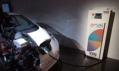 Nissan Enel Vehicle-to-grid akumulace