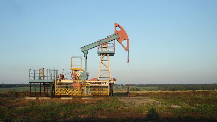 Bašňefť ropný vrt