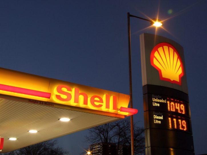 Shell, autor: Lee Jordan