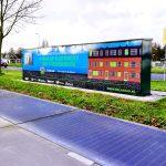 Solární cyklostezka v Nizozemsku vyrábí elektřinu již více než rok