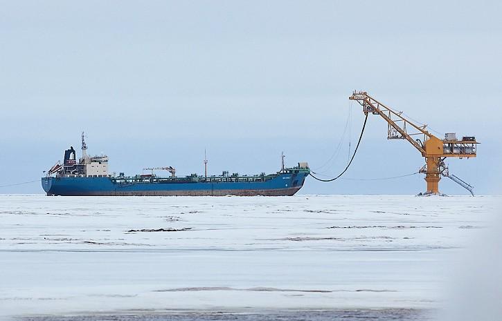 Arktický terminál Vorota Arktiki