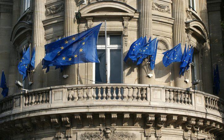 Budova Evropské unie