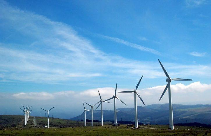Onshore větrný park