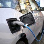 elektromobil nabíjení