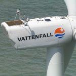 Vattenfall stlačil cenu elektřiny z větrných projektů v Dánsku na rekordní minimum