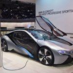 BMW pracuje na plně elektrickém sporťáku i8