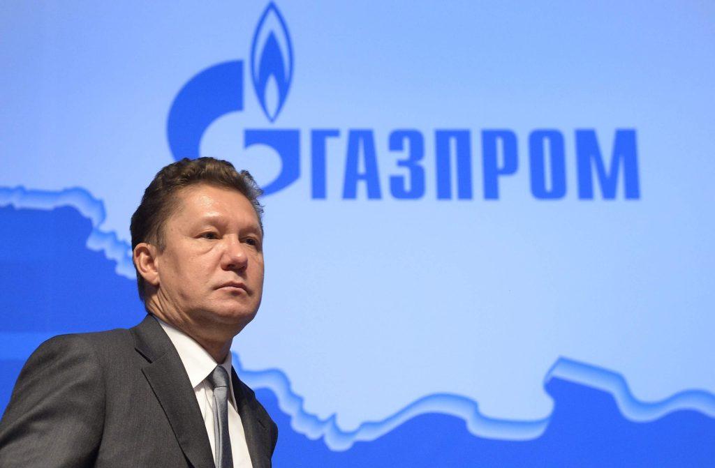 Alexei Miller, CEO Gazpromu