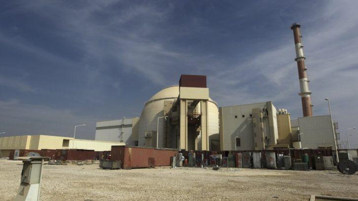 Jaderná elektrárna Bušéhr