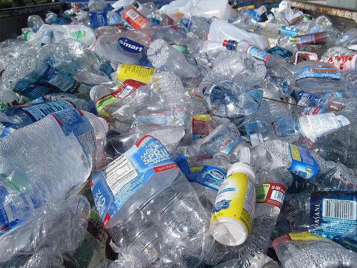 Odpad plast