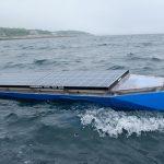 Autonomní solární kajak vyplul na plavbu přes Atlantik