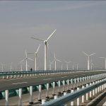Čína pozastavuje výstavbu větrných elektráren, v 1Q 2016 nevyužila čtvrtinu energie