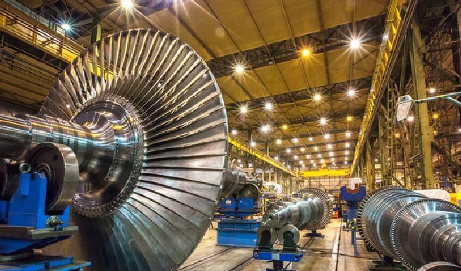 parní turbína škoda doosan power