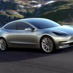 Tesla plánuje navýšit produkci Modelu 3 na 6000 kusů týdně