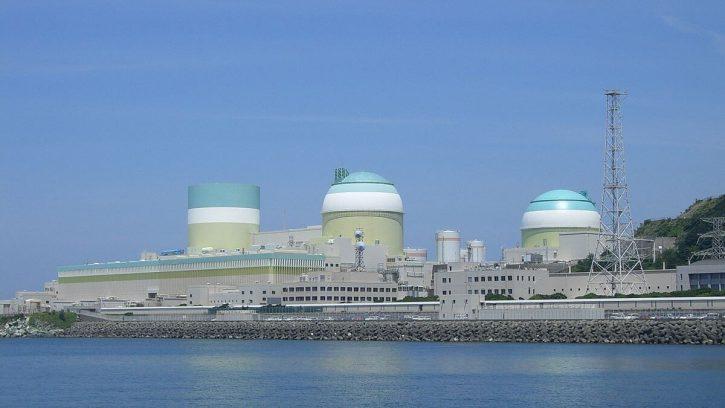 Japonská jaderná elektrárna Ikata. Autor: Newsliner