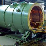 Pád reaktoru v budované běloruské JE pozastavil další práce