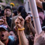 Protesty zastavily výstavbu závodu na zpracování jaderného paliva v Číně