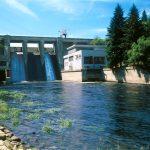 Vodní elektrárna Kníničky u Brněnské přehrady je opět v provozu