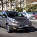 Nissan Leaf zažívá ve Spojeném království největší meziroční nárůst prodejů ve své kategorii