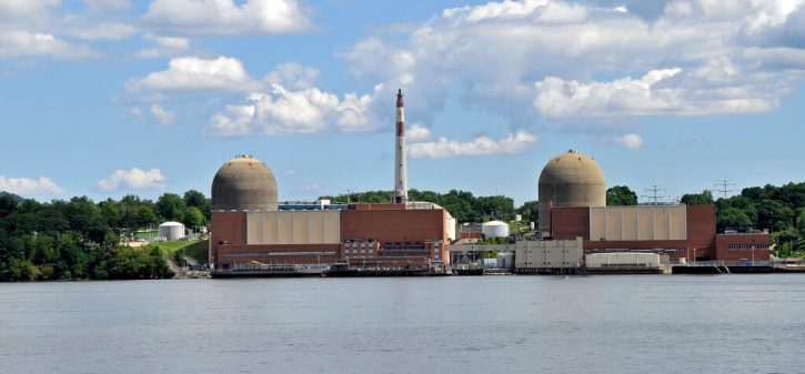 Jaderná elektrárna Indian Point USA; Zdroj: Flickr