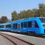 Alstom představil svůj první vodíkový vlak, v Německu má vyjet již příští rok