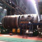 Běloruská jaderná elektrárna Ostrovec získá cizí tlakovou nádobu