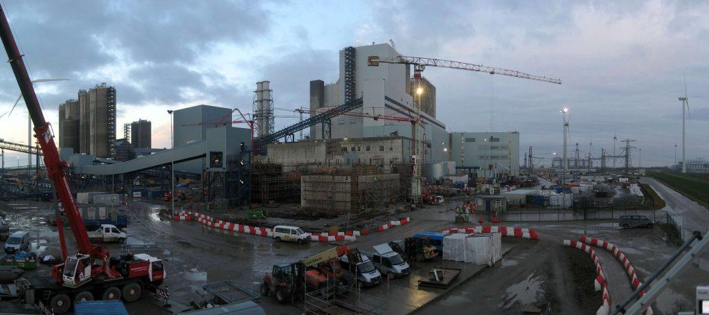 Elektrárna Eemshaven