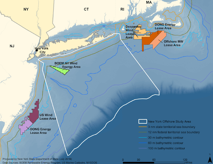 (Zdroj: New York State Offshore Wind Blueprint)