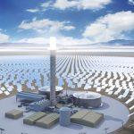 USA: V Nevadě má vyrůst největší solární elektrárna fungující i v noci (video)