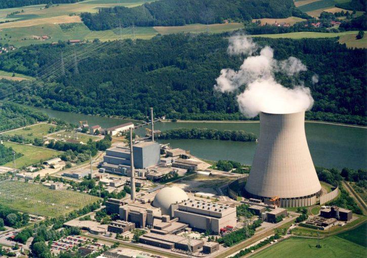 jaderná elektrárna Isar Německo