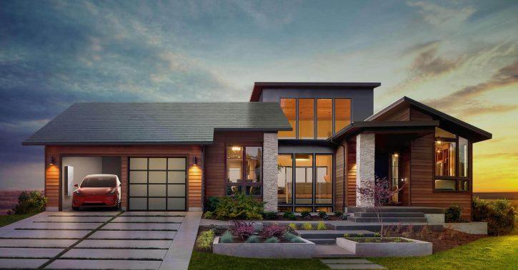 Tesla a SolarCity