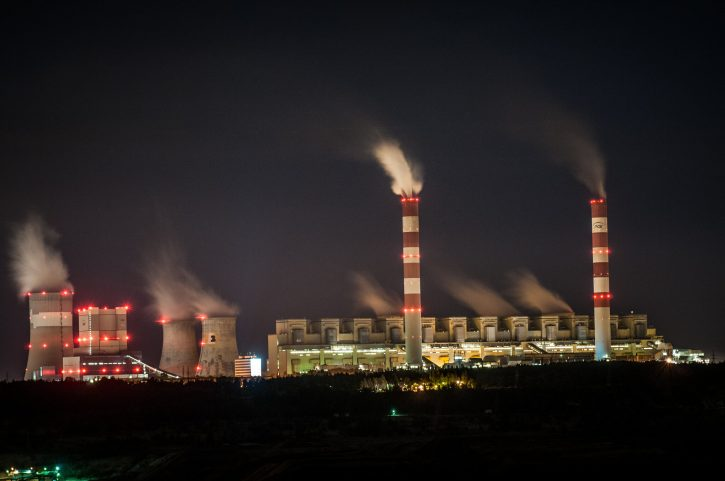 Belchatow Zdroj: https://www.flickr.com/photos/paszczak000/9545382126