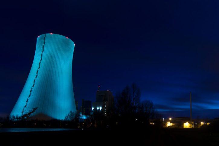 Černouhelná elektrárna Rostock