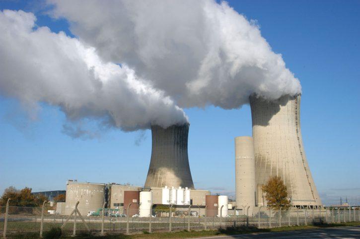 Eurodif Nuclear Power Plant, Tricastin, France (IAEA Imagebank)