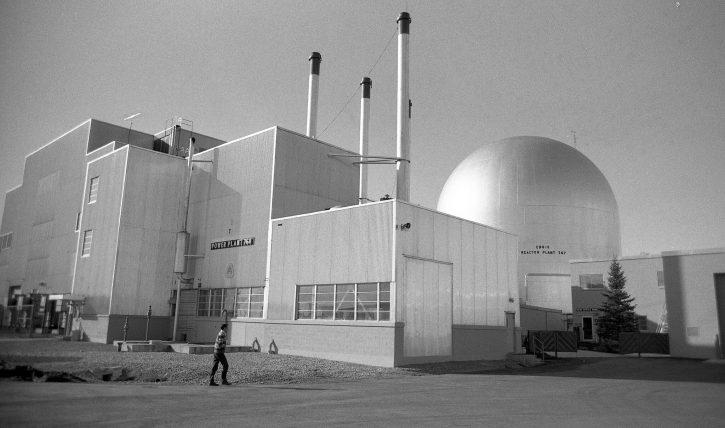 Reaktor EBR-II; Zdroj: Argonne National Laboratory