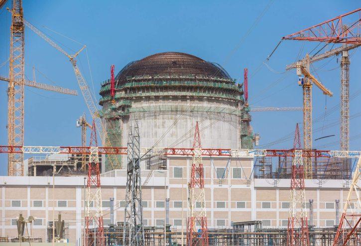 Jaderná elektrárna Barakah