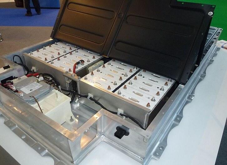 Bateriový systém využívaný ve vozidlech BMW i3.