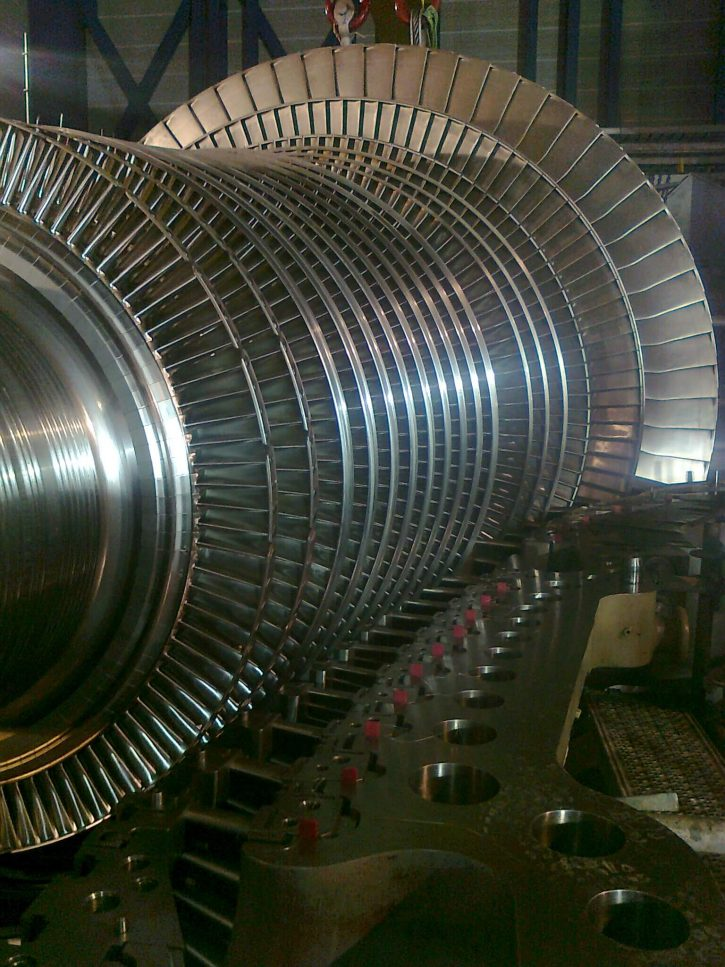 plynová turbína