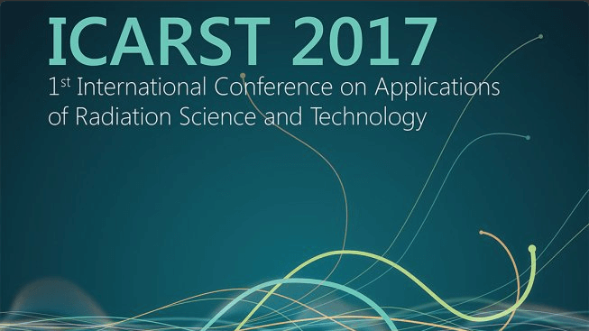 Konference ICARST17. Zdroj: Twitter IAEA