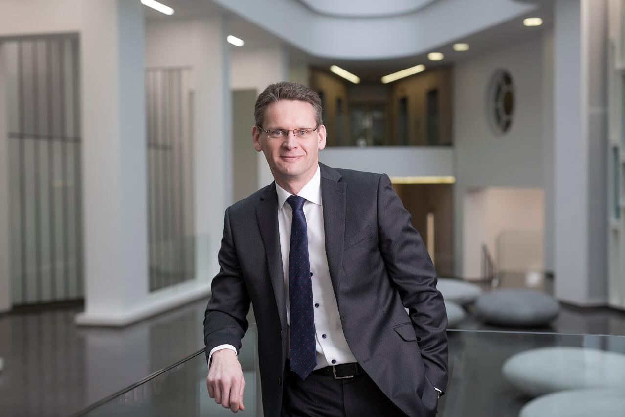 John Pettigrew, CEO Nationald Grid. Zdroj: National Grid