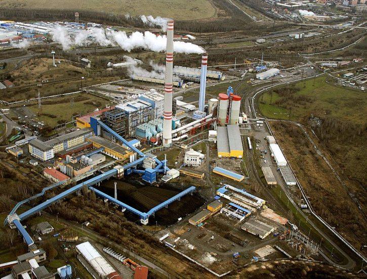 Elektrárna Ledvice. zdroj: www.cez.cz