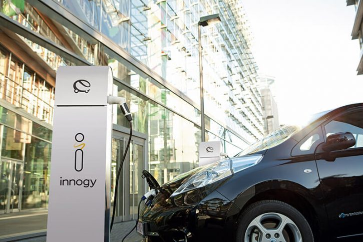 innogy elektromobilita