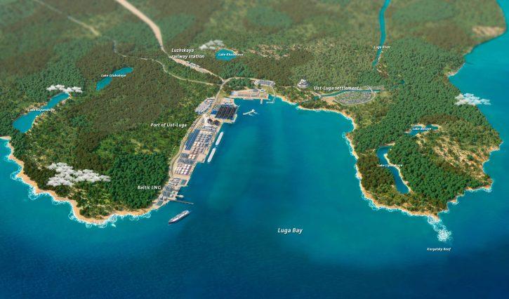 Baltic LNG terminál